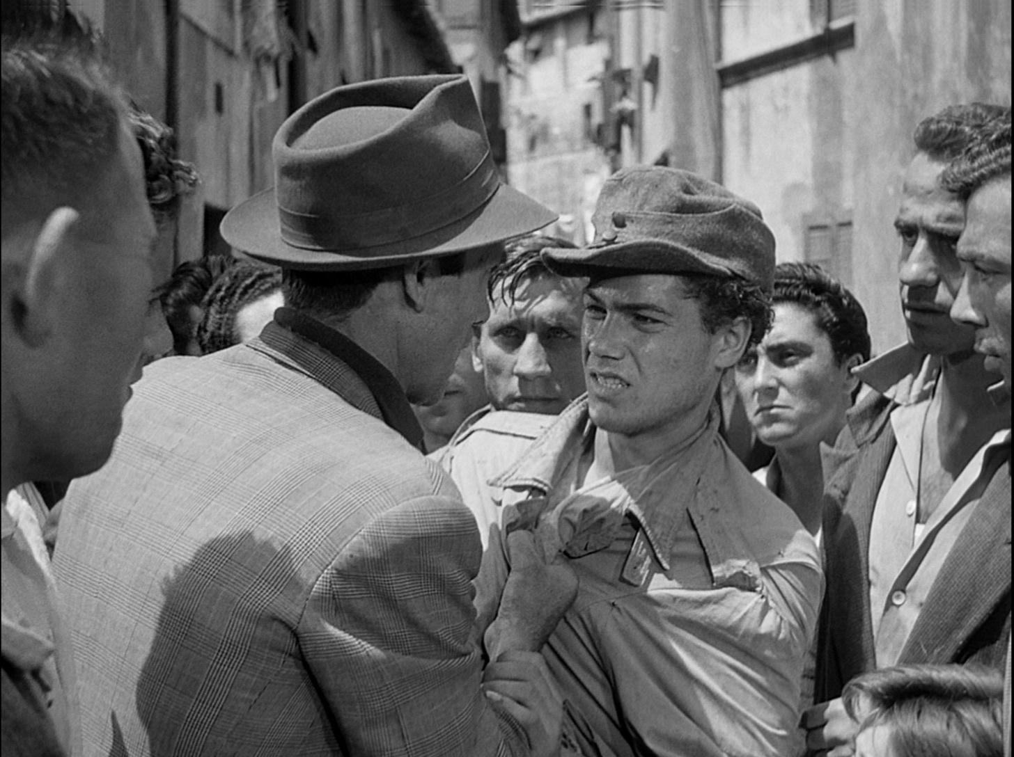 a brief summary and neorealism in the bicycle thieves by de sica A working man's livelihood is threatened when someone steals his bicycle   other typical characteristics of neo-realism include location shooting and the use  of  or a lack of style or plot, as some critics have suggested the bicycle thief  was  de sica explained his preference for non-professionals in the following.