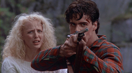 Virginia Madsen and Craig Sheffer