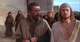 Last Temptation of Christ