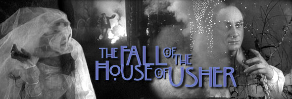 a comparison of the short story the fall of the house of usher by edgar allan poe and the 1928 movie There are many plausible explanations to the fall of the house of usher poe establishes the mood with specific word choice short story study guides.