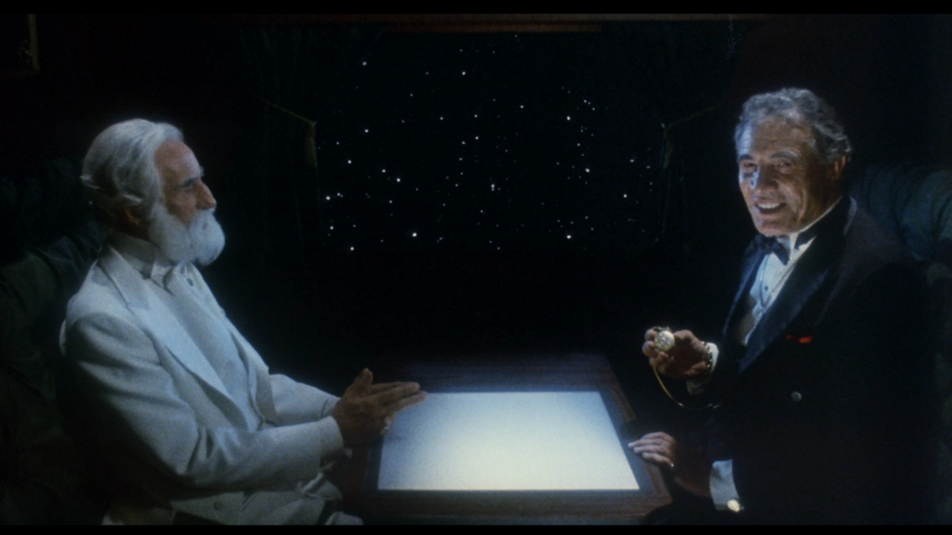 Night Train To Terror (1985) Vinegar Syndrome DVD/Blu-Ray