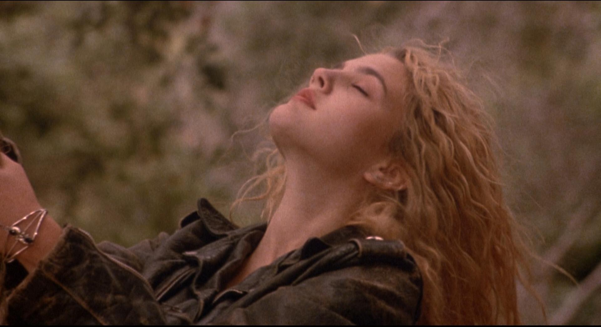 Alyssa Milano Movie Scenes the poison ivy collection